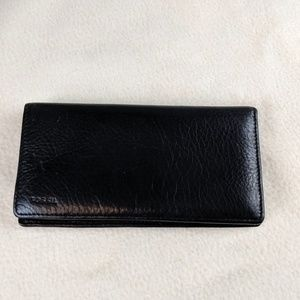Fossil Checkbook Wallet